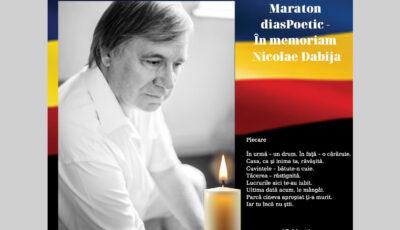 Moldovenii din diaspora îl vor comemora pe Nicolae Dabija!