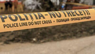 Un tânăr din Cahul și-a bătut până la moarte mama de 47 de ani