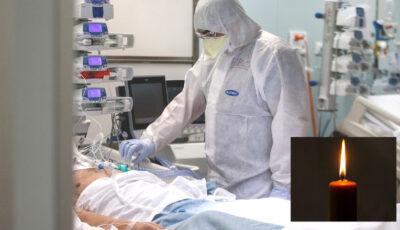 Medic anesteziolog, din cadrul Spitalului Clinic Republican, răpus de Covid-19