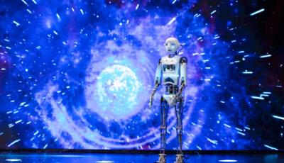 Călătoria Dual Space alături de robotul Thespian s-a încheiat