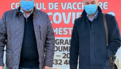 """Doi deputați moldoveni s-au vaccinat peste Prut: ,,Mulțumim România"""""""