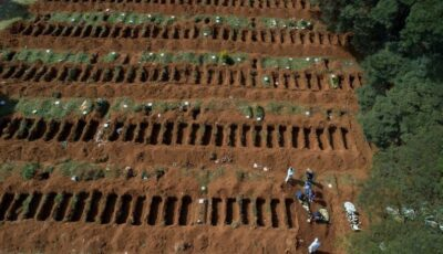Brazilia a anunțat vineri 4.000 de morți de Covid într-o zi