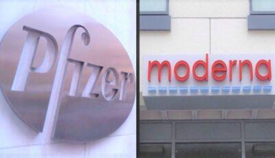 Răspuns oficial: Companiile Moderna și Pfizer nu au stocuri pentru furnizarea vaccinului în Republica Moldova