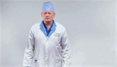 Profesorul Victor Cojocaru urmează perioada de recuperare după lupta grea cu virusul Covid-19