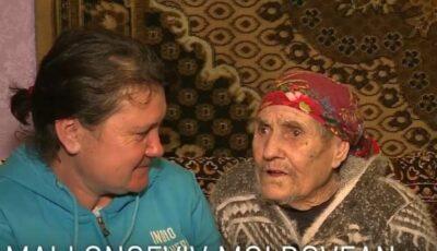 O femeie de 111 ani este cea mai vârstnică persoană din Moldova