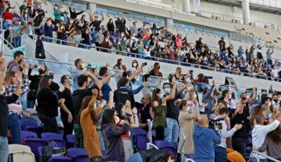 Israel a organizat primul concert grandios în pandemie