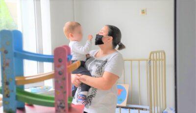 Coronavirus: explozie de cazuri în rândul copiilor. În spitalele din Chișinău aproape că nu mai sunt paturi libere