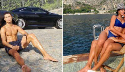 Viața de lux a lui Cristiano Ronaldo. Cum arată locuința de vis din Torino