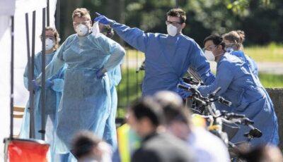 Previziuni sumbre: Germania s-ar putea confrunta cu 100.000 de noi cazuri de Covid pe zi