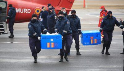 În perioada următoare, România va trimite către Republica Moldova şi alte tranşe de vaccin pentru a ajunge la cele 200.000 de doze donate