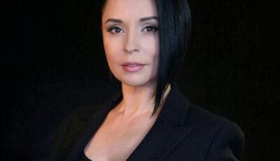 Andreea Marin s-a vaccinat anti-Covid-19
