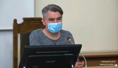 Medicul Adrian Belîi: Este mult mai ușor să te vaccinezi, chiar și cu prețul unor simptome de răceală, decât să ajungi pacient la terapie intensivă