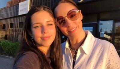 Andreea Marin a făcut primele declarații după ce fiica ei a avut Covid-19
