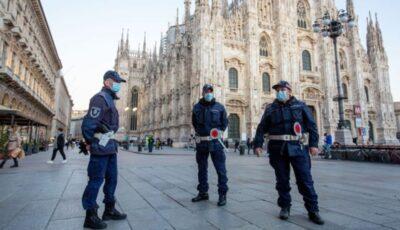 Toată Italia va intra în carantină generală, în perioada 3-5 aprilie, de Paștele catolic. Oamenii care vor putea părăsi locuințele