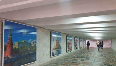 Foto! Cum arată un pasaj subteran din sectorul Râșcani după renovare