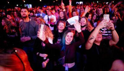 """Concert cu 6.000 de tineri organizat în Olanda. ,,A fost de parcă m-aș fi trezit într-un vis"""""""