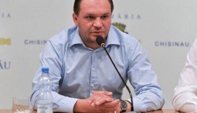 Primarul Ion Ceban, diagnosticat cu pneumonie bilaterală