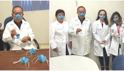 Cercetătorii au creat masca anti-Covid care poate fi purtată doar pe nas