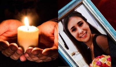 Ultimele cuvinte ale fetei din Holercani, împușcată de fostul iubit