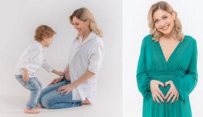 """Gloria Gorceag a dezvăluit detalii exclusive despre sarcină: ,,Sunt femei pentru care perioada de sarcină e o poveste cu zâne"""""""