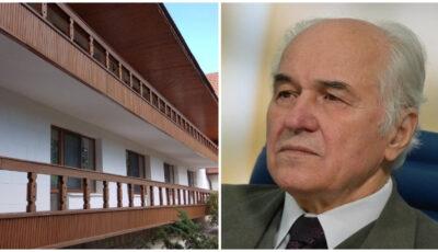 Eugen Doga: Vila de la Condrița poate fi transformată într-o casă de creație
