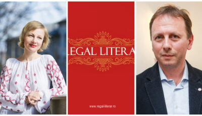 Radmila Popovici, Sergiu Botezatu și alți autori basarabeni au devenit laureați ai Premiilor Revistei  Regal Literar din România