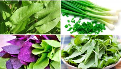 Cum stimulezi ficatul cu verdețuri de primăvară