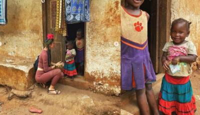 """Nina Crețu, profund marcată de viața copiilor africani: ,,În Africa mor oamenii de foame"""""""