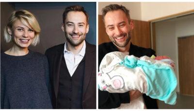 Dmitry Shepelev a devenit tată pentru a doua oară!