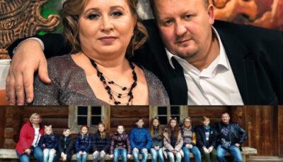 Doi soți din Kiev au pierdut lupta cu infecția Covid-19. Cei doi aveau în grijă 13 copii