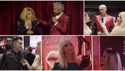 """Eurovision 2021! Natalia Gordienko și Filip Kirkorov au organizat un show grandios pentru lansarea piesei ,,Sugar"""""""