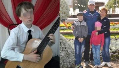 Caz șocant în Rusia: un adolescent și-a ucis cu toporul părinții și sora