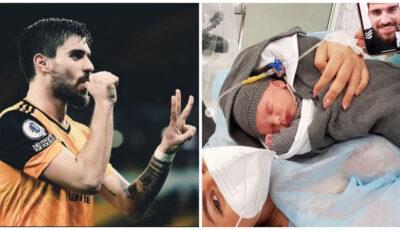 Momente emoționante. Un fotbalist aflat în izolare a urmărit naşterea copilului său pe Facetime
