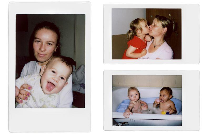 FOTO// O fotografă din Polonia a surprins mamele cu copii din închisorile din Moldova