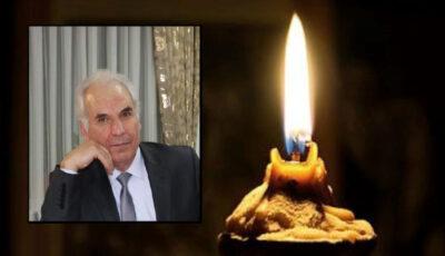 S-a stins din viață fostul deputat și Ministru al Educației, Ilie Vancea