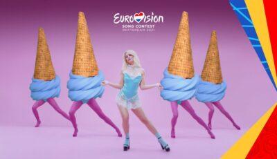 Eurovision 2021: Moldova va evolua în cea de-a doua semifinală