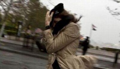 Cod galben de vânt puternic, în Moldova. Până când este valabilă avertizarea