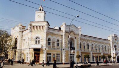 Primăria Chișinău va activa în regim special. Accesul cetățenilor este restricționat