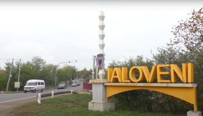 Restricții dure introduse în raionul Ialoveni, până la 1 aprilie