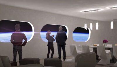 Primul hotel construit în spațiu: cum va arăta o cameră și când va fi terminat