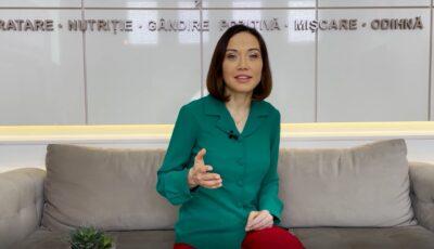 Dezmințim miturile cu Galina Tomaș