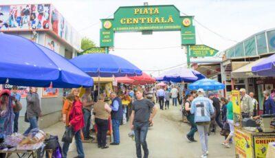 Cum va activa Piața Centrală în perioada sărbătorilor de Paști