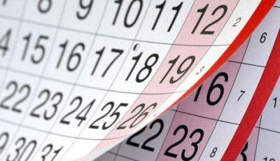 Luna mai va aduce cele mai multe zile libere de sărbătoare