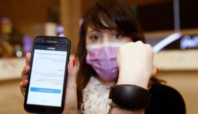 Moldovenii care călătoresc în Israel pot opta pentru o brățară electronică