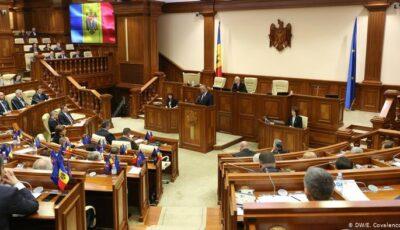 Curtea Constituțională: Sunt întrunite condiții pentru dizolvarea Parlamentului