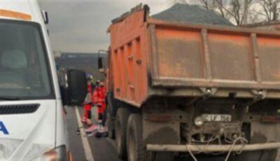 Un copil de 10 ani, spulberat mortal pe șoseaua Balcani