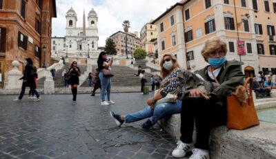 Italia se va redeschide treptat la sfârșit de aprilie