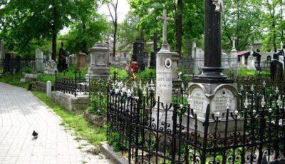 Oficial! Cimitirele din Chișinău vor fi închise de Paștele Blajinilor