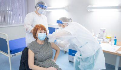 Medic epidemiolog: În Moldova se resimt rezultatele campaniei de vaccinare