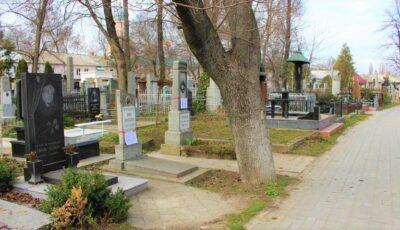 """Cimitirele din Capitală vor fi închise și în acest an. Ion Ceban: ,,Știu că e dureros"""""""